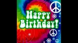 Happy Birthday Strutt140bpm RetroDan@GMail.com (Kraftwerk, Pink Floyd, Daft Punk, Daniel Dorey)