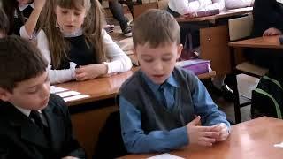 УРОК НРАВСТВЕННОСТИ во 2-а классе