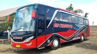 OM TELOLET OM !! TELOLET Bus Ekasari-Bus Bariq Trans-Bus ATIGA-Bus Indah Jaya Dll. (MANTAP!!)