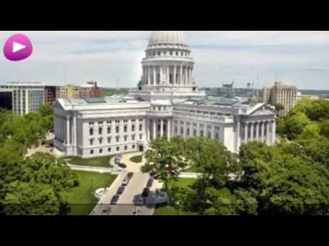 Madison, Wisconsin Wikipedia travel guide video. Created by http://stupeflix.com