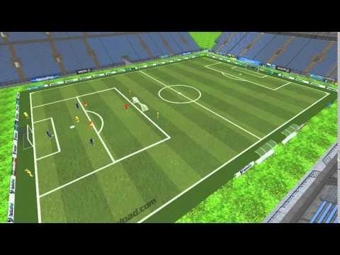 3D - Short Game 3 - Spanish FA (RFEF)