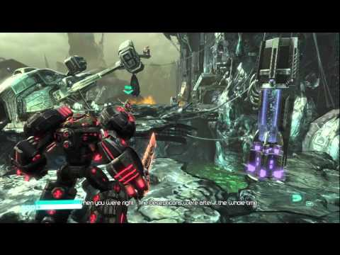 Transformers: Fall of Cybertron - Chapter 12 - Part 1/2