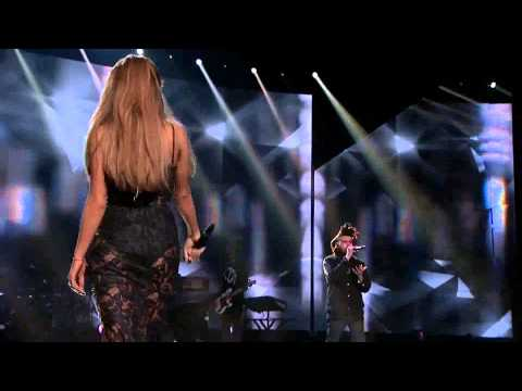 Ariana Grande - Love me harder (American Music Awards 2014)