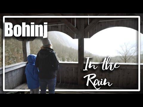 Bohinj Ice and Rain - Slovenia