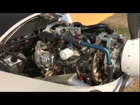 Aero-TV: Viking Aircraft Engines - Building A Rep For