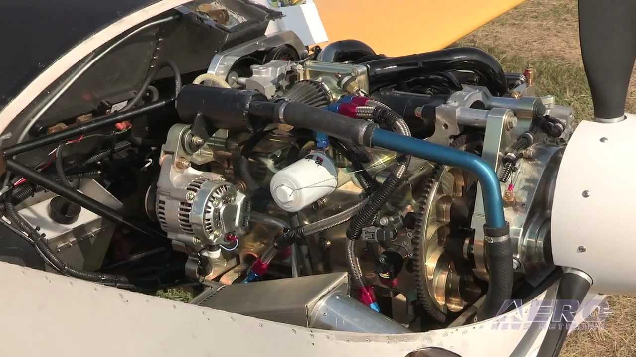 Aero-TV: Viking Aircraft Engines - Building A Rep For Alternative SportAv  Engines