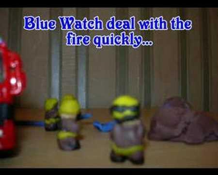 The Rubbish Fire