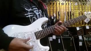 Test: Cort CM30R Guitar Amp, Fernandes Guitar