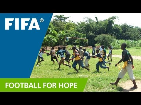 20 Centres for 2010: Africa's FIFA World Cup legacy