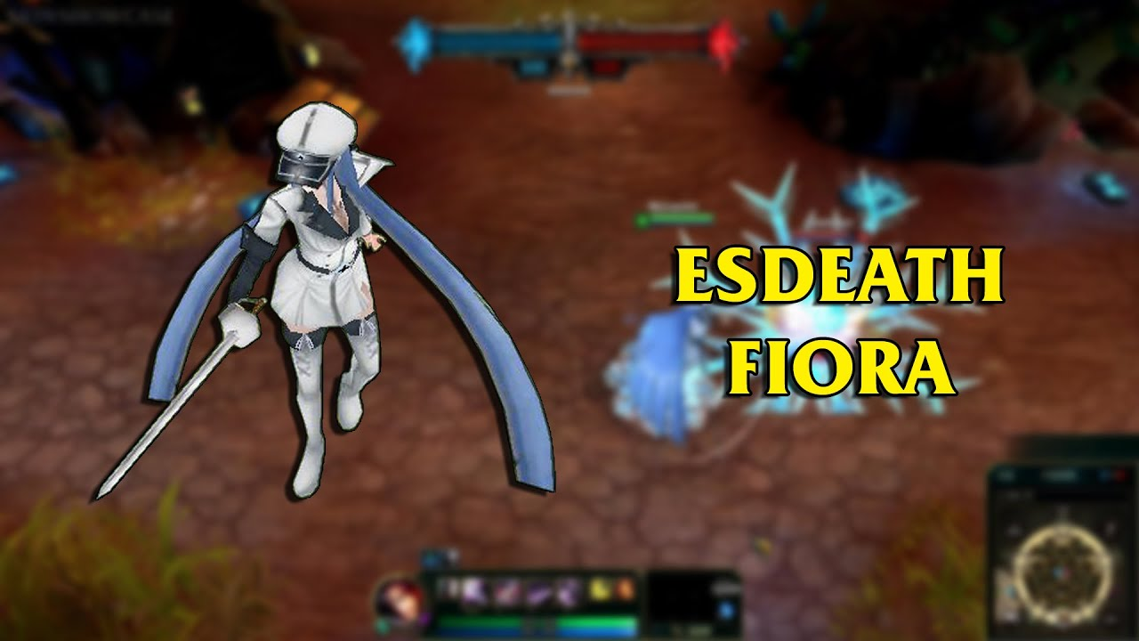 Fiora Top Build