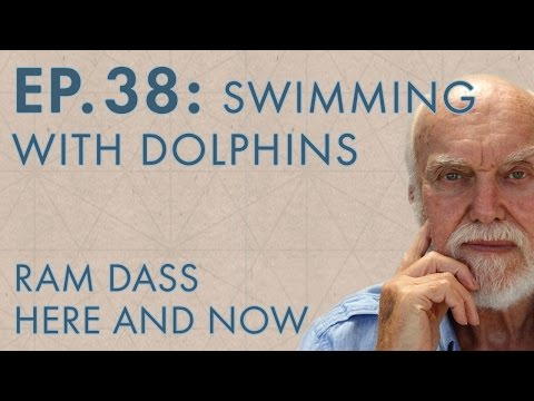 Ram Dass Here and Now – Episode 38 – Swimming with Dolphins