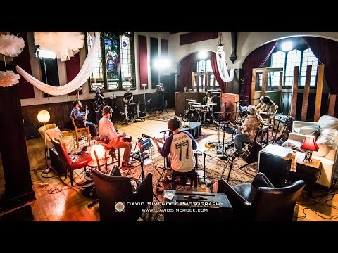 Echo Sessions 21 - Leftover Salmon - First Set