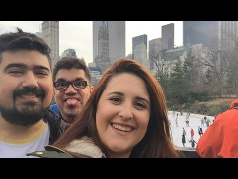 CENTRAL PARK + TIMES SQUARE + CARLO'S BAKERY #2