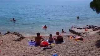 BASKO POLJE BEACH, Baska Voda - bestofcroatia.eu