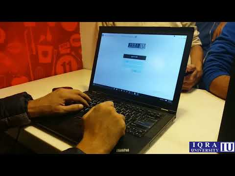 Project title Smart Eye Attendance System Iqra University 2018 drshiclub1