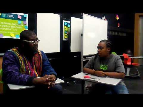 Johnny boy interview Mrs Kaitlyn Ruffin Talking about Circle K & International 2017