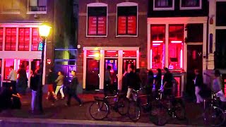 Red Light District: Amsterdam