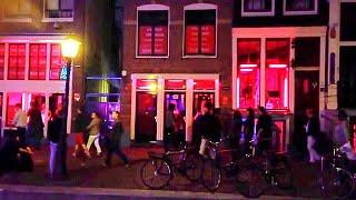 Red Light District: Amsterdam