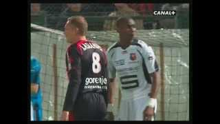 OGC Nice - Rennes (2006-2007)