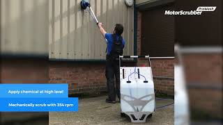 MotorScrubber ProWash at WB Floor Machines