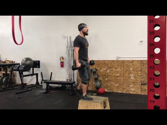 DB Box Jumps