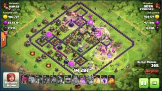 Clash of Clans Farming - Oden Valhalla