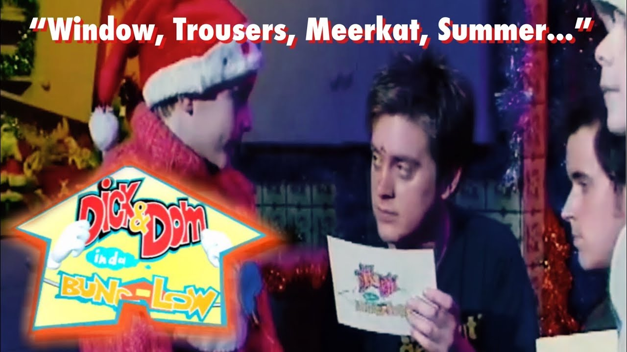 Dick and dom in da bungalow forum