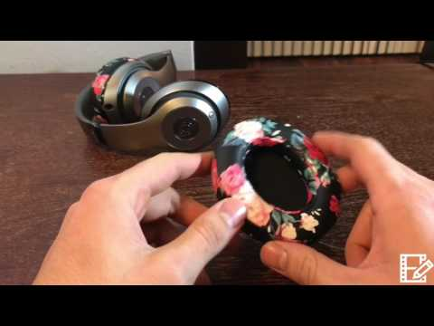 How To Replace Your Beats Studio 2.0 / 3.0  Wireless Ear Cushion ( Stewie Griffin Voice )