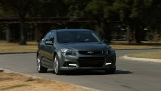 TEST Drive: 2015 Chevrolet SS Review