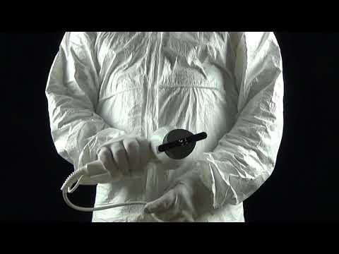 Blow dryer binaural sound 3 - ASMR - trigger to make you tingle!