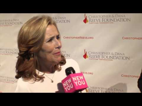 Meredith Vieira talks to New You at the Christopher and Dana Reeve Foundation Gala