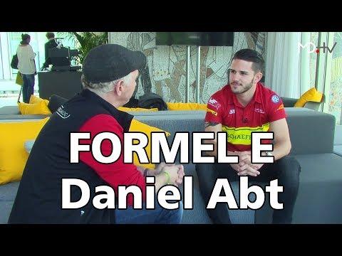 MD.ON TOUR Formel E Interview mit Daniel Abt