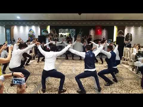 WEDDİNG ZEYBEK DANCE - ZEYBEK DÜĞÜN DANSI - Bandırma