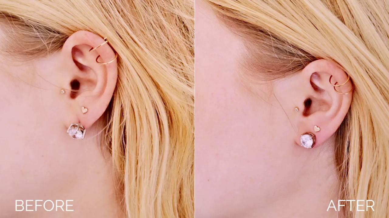 Lift & Secure Even Your Heavy Earrings