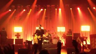 courteeners Apollo Friday 9th December 2011