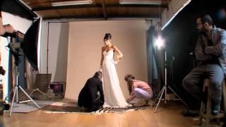 ליז מרטינז מעצבת אופנה מאחורי הקלעים אביב 2012 thumbnail