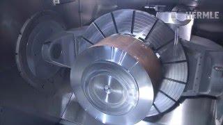 C50U-MT-Leistungszerspanung - power cutting demo