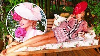 """Как """"Королева Оля"""" снималась для Viva. Влоги Поляковой"""
