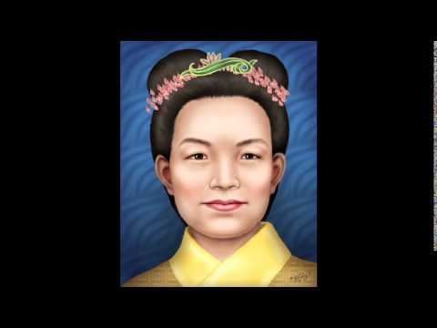 The Faces of Xin Zhui (Artistic Reconstruction & Age Progression)