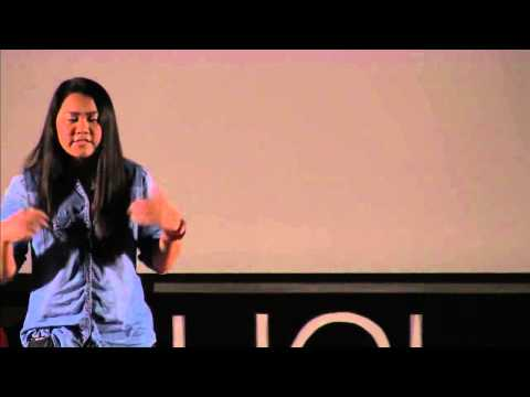 The power of paper to plan your passion | Angelia Trinidad | TEDxUCIrvine