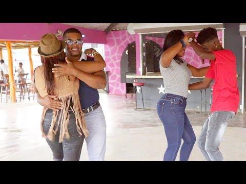 Bachata Dominicana   Bailando Raulin Rodriguez Ay Dios