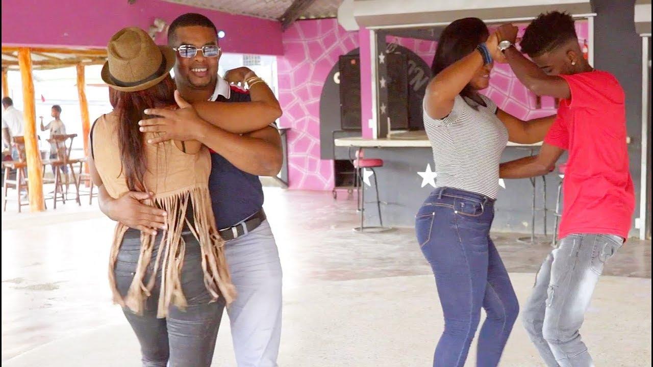 Bachata Dominicana | Bailando Raulin Rodriguez Ay Dios