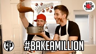 Can you dance while baking? WE CAN #BAKEAMILLION  AD  Twist and Pulse