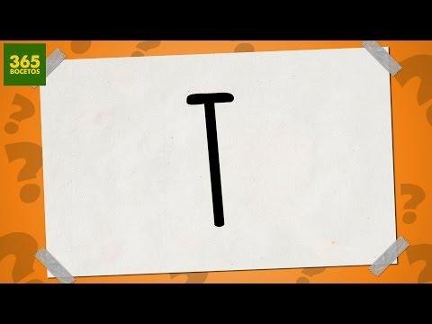 sacar-un-dibujo-de-la-letra-t---dibujos-fáciles-paso-a-paso