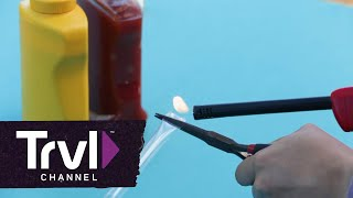 Space-Saving Camping Storage Hacks - Travel Channel