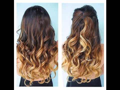 how to make your own sun in lighten your hair naturally