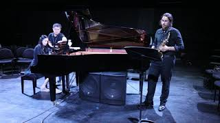 Elegie for Alto Saxophone Saxophone and Piano, Wojciech Chalupka