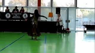 DM 2012 Line Dance Intermediate Female Open Adult Waltz