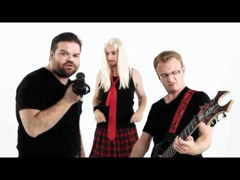 The Axis of Awesome4 Chords 2011 Official Music Video