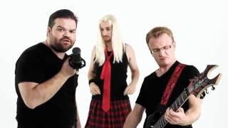 the axis of awesome 4 chords 2011 official music video